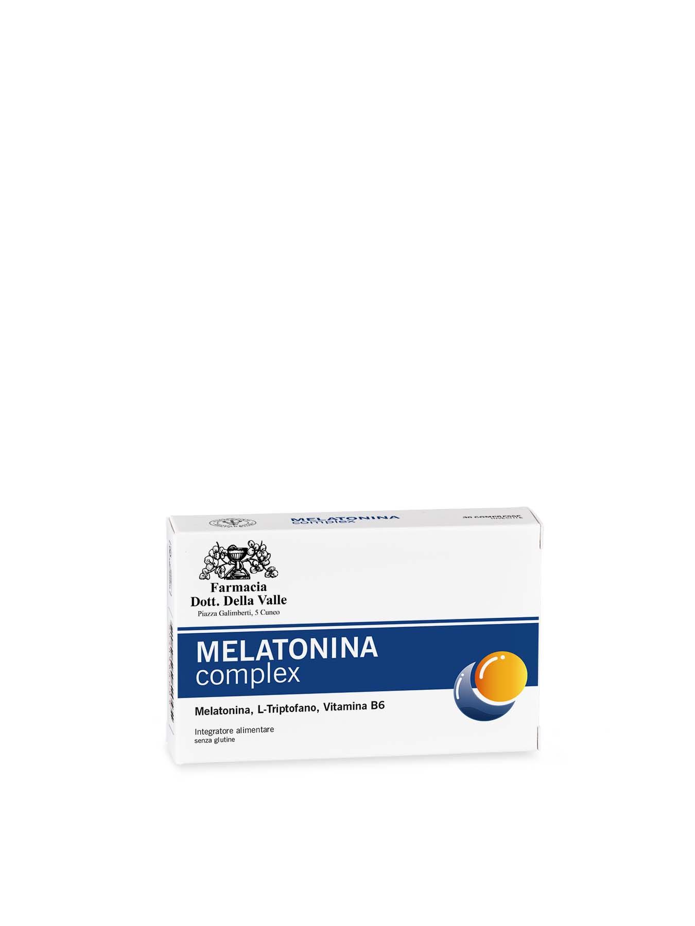 LFP MELATONINA COMPLEX