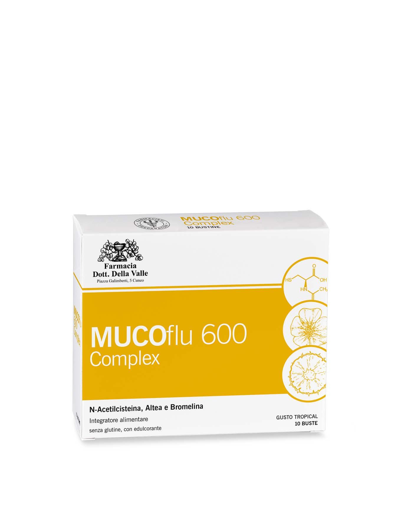 LFP MUCOFLU 600
