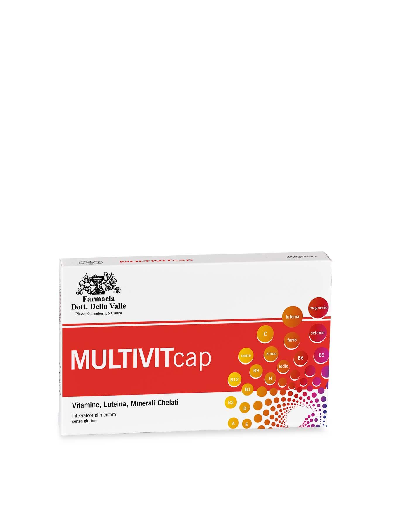 LFP MULTIVIT CAP