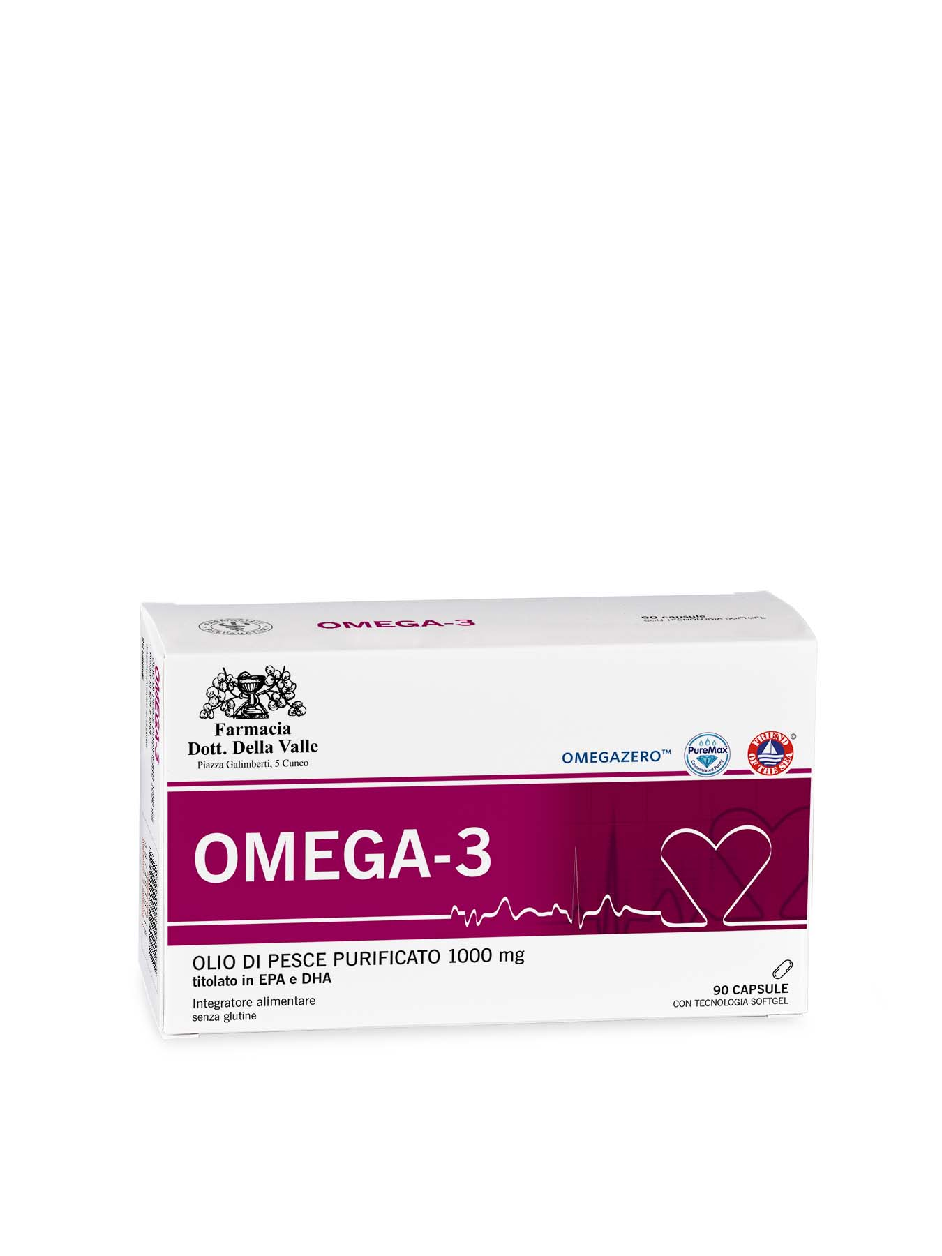 LFP OMEGA3 90 CPS