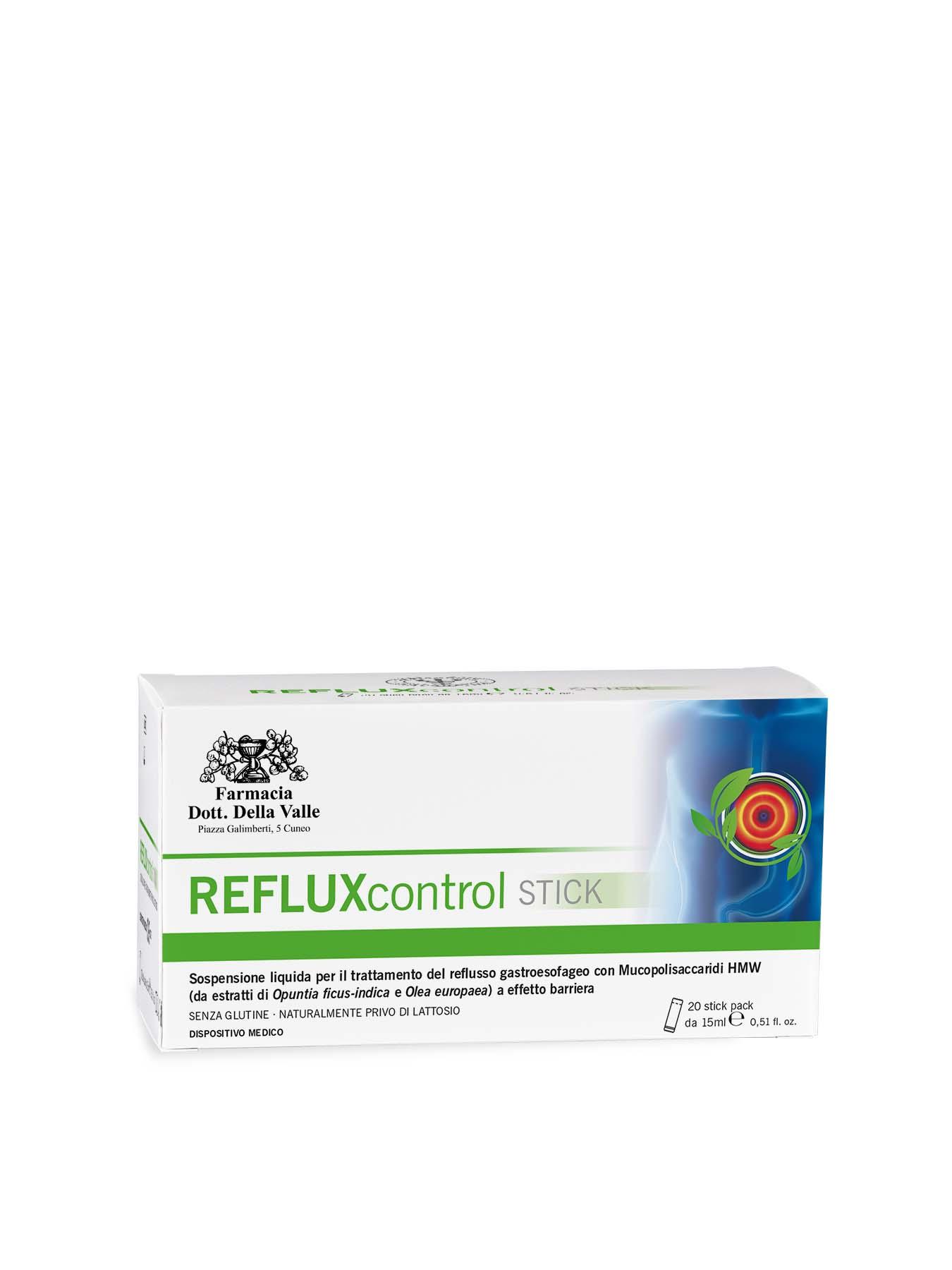 LFP REFLUX CONTROL STICK